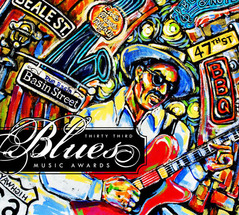 Blues Music Awards DVD cover