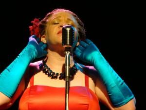 La Rhonda Steele Etta James Tribute Show @ Jimmy Mack's
