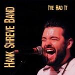 Hank Shreve Band CD cover