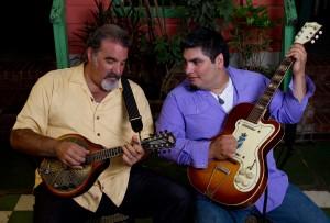 Rich DelGrosso and Jonn Del Toro Richardson - press photo