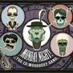 CD Woodbury Band CD cover