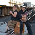 Gordon & Cavenah Duo (photo by Kat Rose Photography)