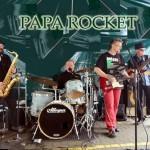 Papa Rocket press photo