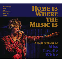Home Is Where The Music Is CD cover