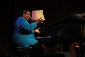 Janice Scroggins (photo by Greg Johnson)