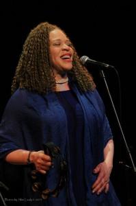 LaRhonda Steele (photo by Greg Johnson)