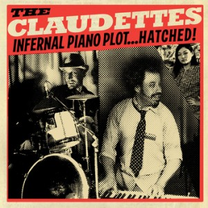 The Claudettes CD cover
