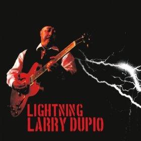 Larry Dupio CD cover