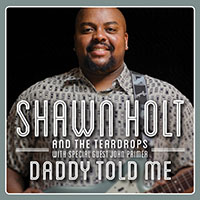 Shawn Holt CD cover