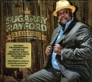Sugaray CD cover