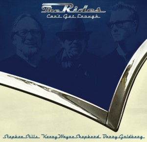 The Rides CD cover