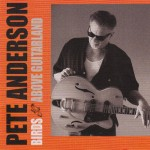 Pete Anderson CD cover