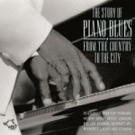 The Story of Piano Blues CD cover