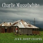 Charlie Musselwhite CD cover