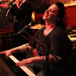 Davina Sowers of Davina and the Vagabonds - photo by Greg Johnson