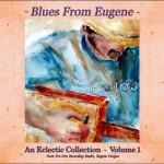 Blues From Eugene CD cover