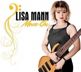 LisaMann Move On CD Cover