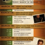 St. Patrick's Day band deets web 140224-01