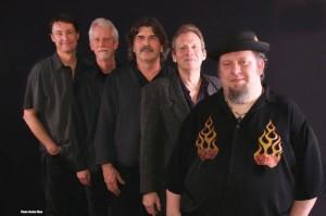 The CD Woodbury Band - press photo