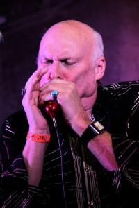 Bill Rhoades - photo by Greg Johnson