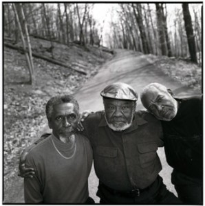 The Holmes Brothers (photo by Mary Ellen Mark)