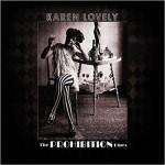 Karen Lovely CD cover