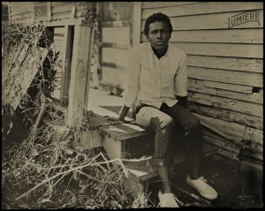 Benjamin Booker - photo by Lumiere Tintype