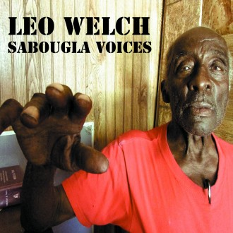 Leo Welch CD cover