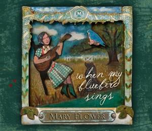 Mary Flower CD cover