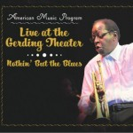 AMP Live at the Gerding Theater CD cover