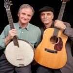 Jim Kweskin and Geoff Muldaur - photo by Lori Eanes