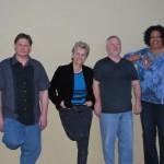Stevens Hess Band - press photo