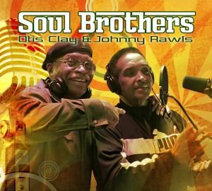 Otis Clay & Johnny Rawls CD cover