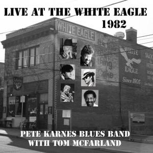 Pete Karnes CD cover