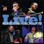Rick Estrin & The Nightcats CD cover