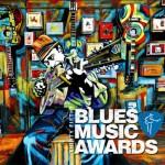 Blues Music Awards DVD CD cover