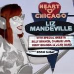 Liz Mandeville CD cover