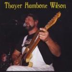 Hambone Wilson CD cover