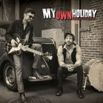 My New Holiday CD cover