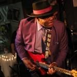 Norman Sylvester - photo by Greg Johnson
