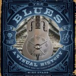 The Blues -- a Visual History Cover