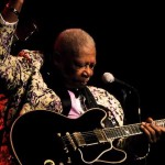 BB King - photo by Greg Johnson