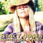 Stacy Jones CD cover