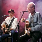 Dave and Phil Alvin - photo by Greg Johnson