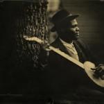 Tintype of Jerron Paxton by Bill Steber ©2014