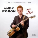 Andy Poxon CD cover