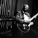 BB King - press photo