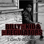 Billy The Kid and The Regulators CD cover