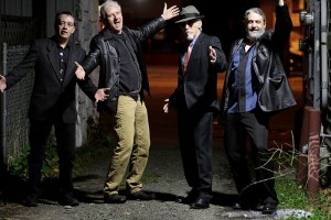 The Tablerockers - press photo
