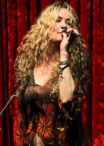 Dana Fuchs - photo by Greg Johnson